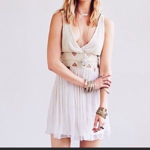 Free People specialty dress